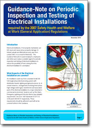 Electrical Inspection Cover